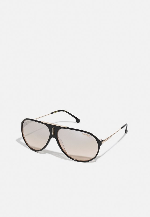 UNISEX - Sluneční brýle - black/nude