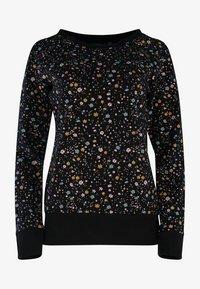 Mazine - TANAMI - Sweatshirt - black / printed - 3