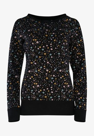 TANAMI - Sweatshirt - black / printed