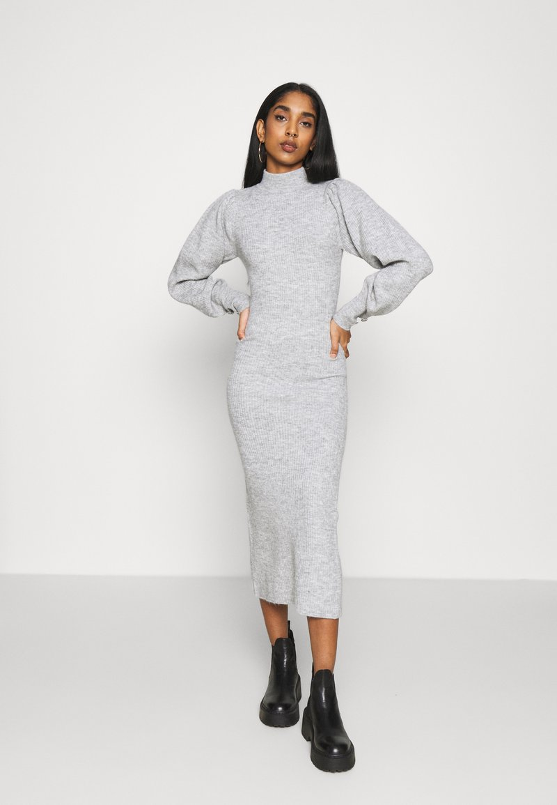 River Island - Jumper dress - grey