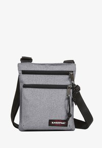 Eastpak - RUSHER  - Across body bag - sunday grey - 1