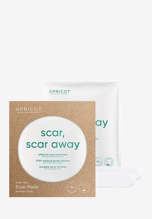 SCAR PADS WITH ALOE VERA - Skincare tool - -
