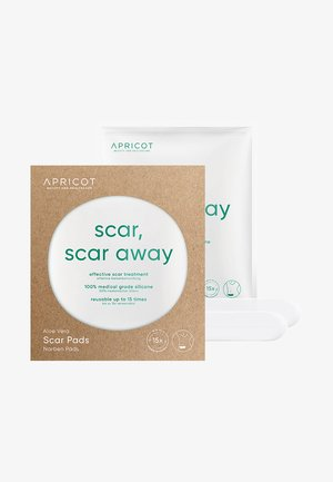 SCAR PADS WITH ALOE VERA - Huidverzorgingstool - -