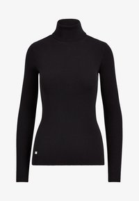 Lauren Ralph Lauren - TURTLE NECK - Svetr - polo black - 4