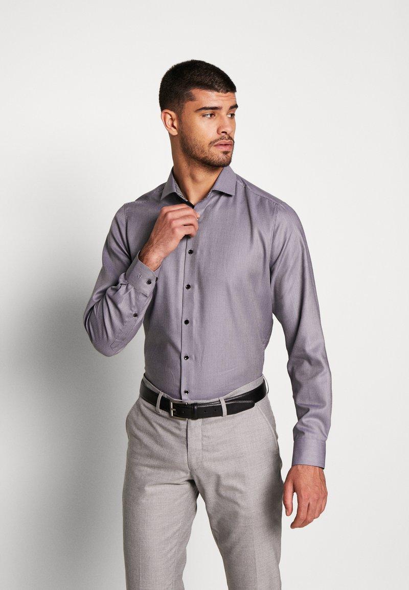 OLYMP - OLYMP LEVEL 5 BODY FIT  - Shirt - schwarz