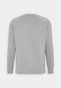 Caterpillar - BASIC PRINTED LOGO CATERPILLAR - Sweatshirt - heather grey - 1