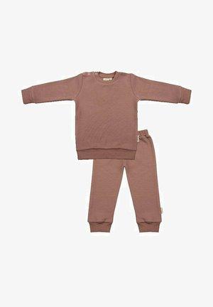 SET - Pyjama - burlwood