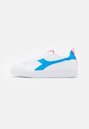 GAME STEP LUCID - Zapatillas - white/blue