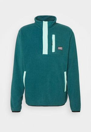 NO DESTINATION - Fleece jumper - atlantic deep