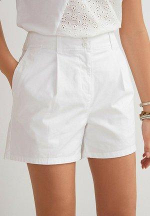 CHINO - Shorts - white