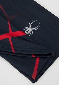 Spyder - CRUISE - Hals- og hodeplagg - black volcano - 4