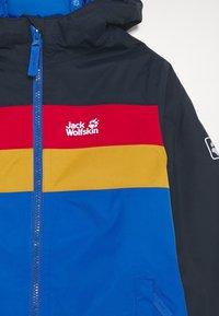 Jack Wolfskin - FOUR LAKES JACKET KIDS - Zimní bunda - coastal blue - 2