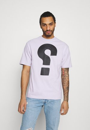 UNISEX SWEET 90S - Print T-shirt - lilac
