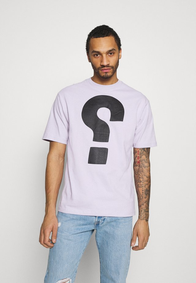 UNISEX SWEET 90S - T-shirt con stampa - lilac
