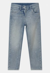 TWINSET - WOVEN - Jeans Skinny Fit - denim chiaro - 0