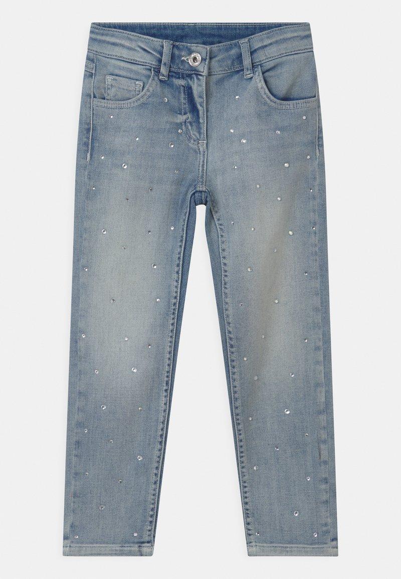 TWINSET - WOVEN - Jeans Skinny Fit - denim chiaro