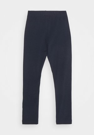 BASIC SUSTAINABLE - Leggings - Trousers - navy blazer