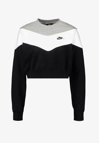Nike Sportswear - Bluza - black/white - 4
