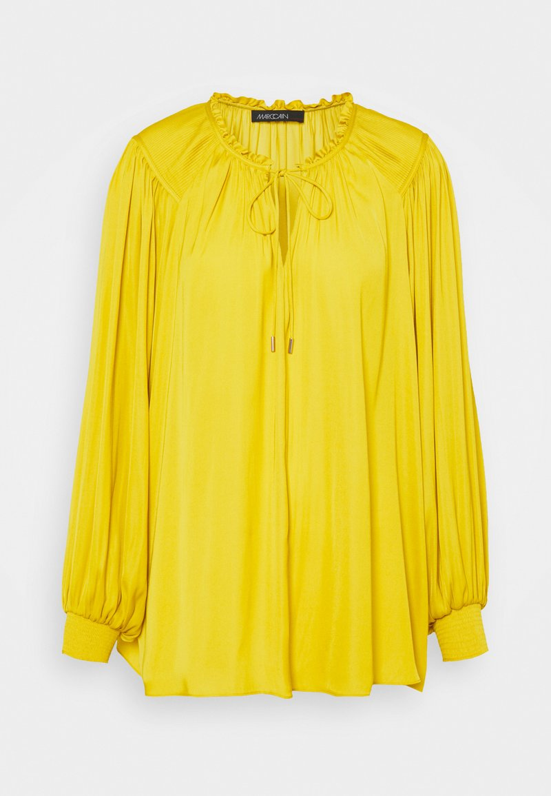Marc Cain - Blouse - yellow