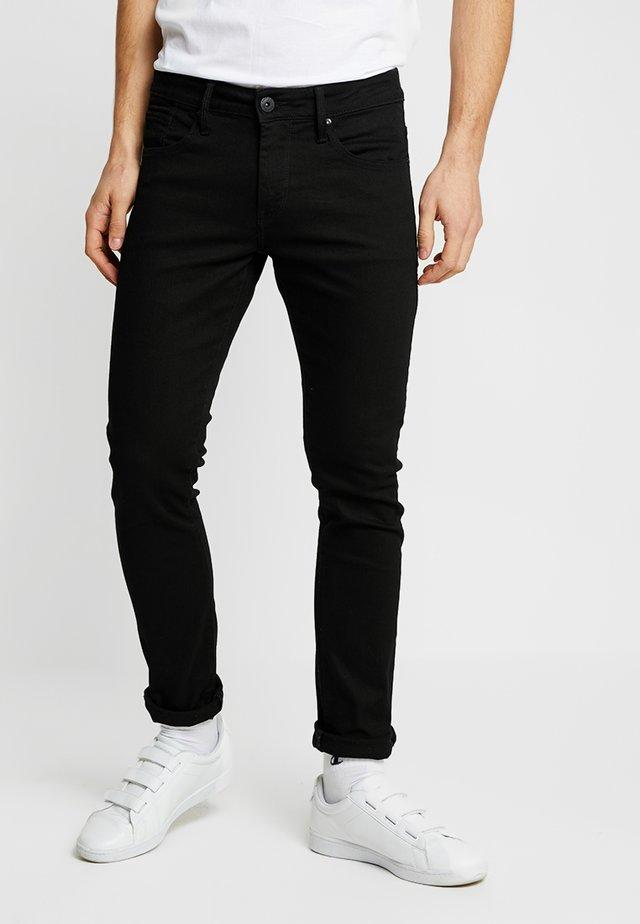 LIAM - Vaqueros slim fit - black