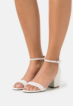 MARI - Sandals - white
