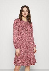 Mavi - PRINTED DRESS - Shirt dress - mesa rose - 0