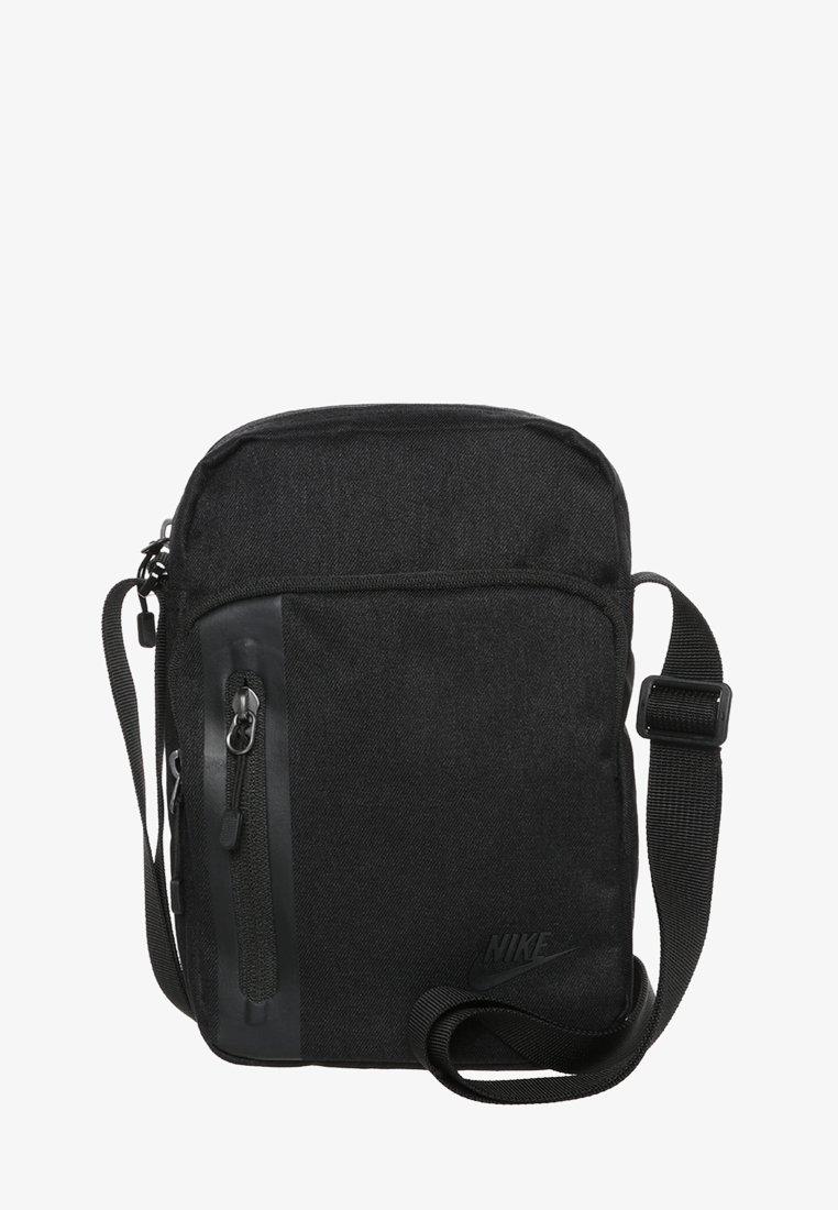 Infidelidad Arruinado Jugando ajedrez  Nike Sportswear CORE SMALL ITEMS 3.0 - Across body bag - black -  Zalando.co.uk