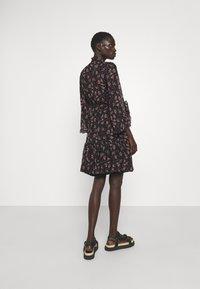 Bruuns Bazaar - ALCEA MARY DRESS - Shirt dress - black - 2