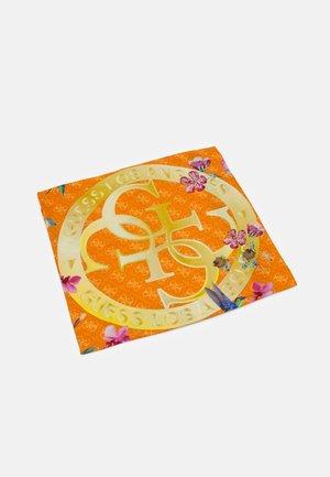 PRINTED FOULARD - Foulard - orange