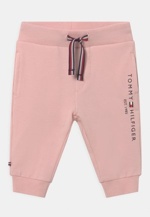 BABY ESSENTIAL UNISEX - Trousers - pink
