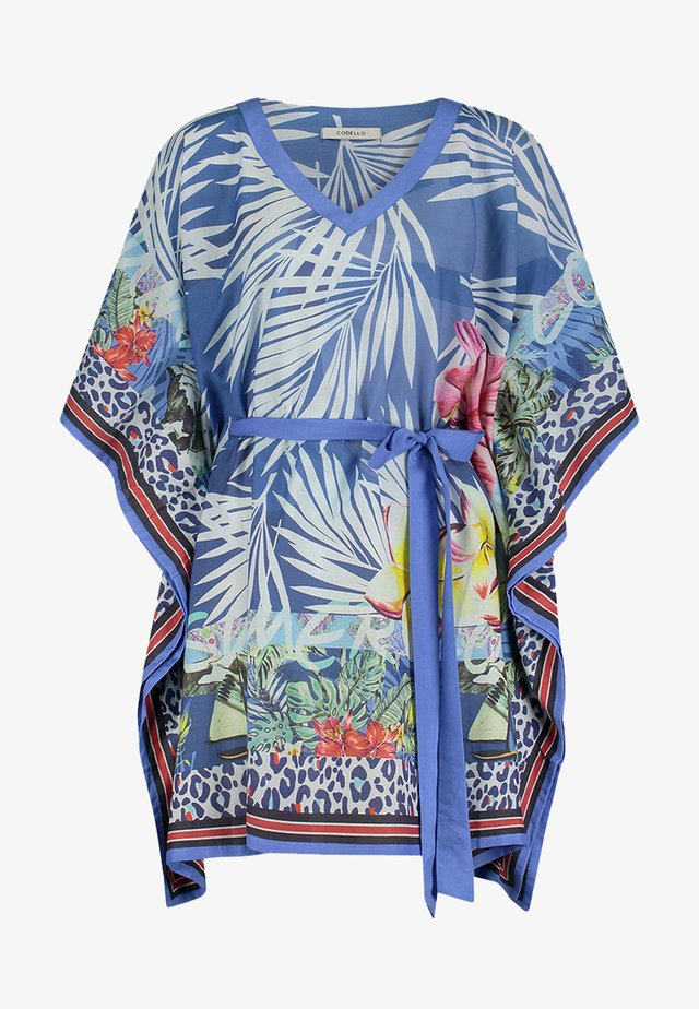 BY THE SEA - Tunic - blue