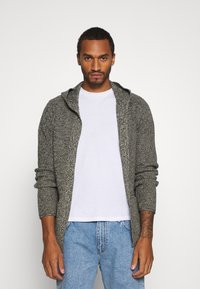 Redefined Rebel - CABE - Cardigan - loden green - 0