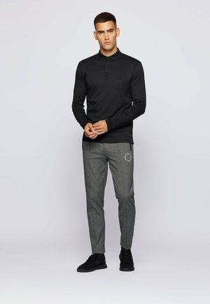 PIROL - Poloshirt - black