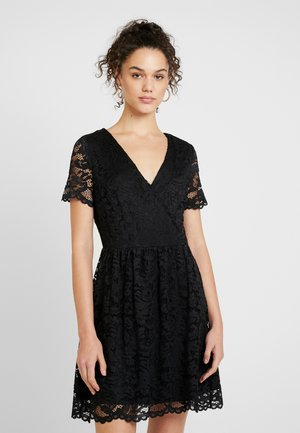 VMDORA SHORT DRESS - Cocktailkleid/festliches Kleid - black