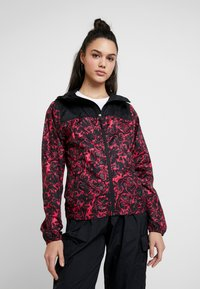 The North Face - PRINT CYCLONE - Summer jacket - rose red - 0