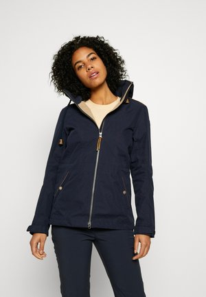 ALTAMURA - Waterproof jacket - dark blue