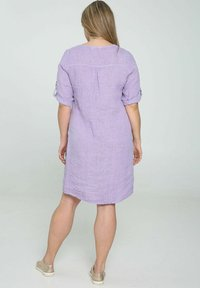 Paprika - Day dress - lilac - 2