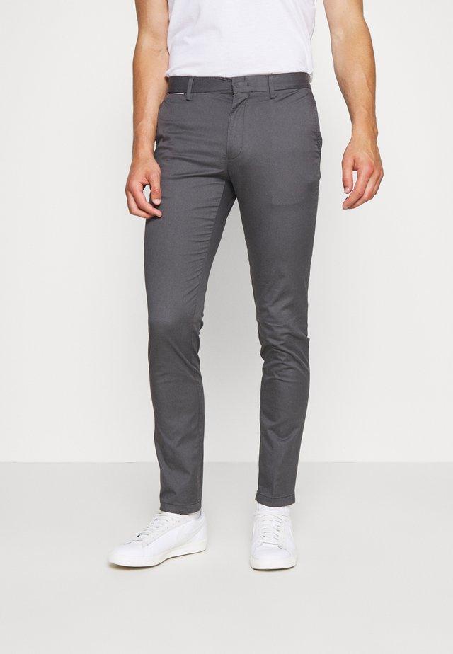BLEECKER FLEX SOFT  - Trousers - grey