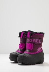 Sorel - CHILDRENS - Snowboot/Winterstiefel - purple dahlia/groovy pink - 3
