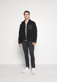 ARKET - JACKET - Light jacket - black dark - 1