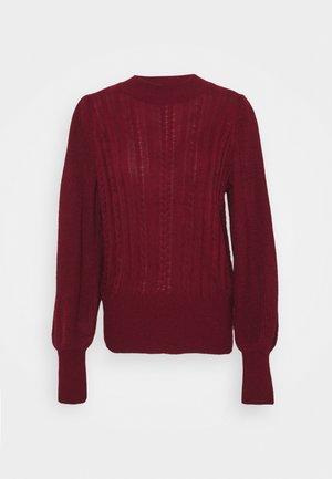 MAVIDA  - Pullover - raisin