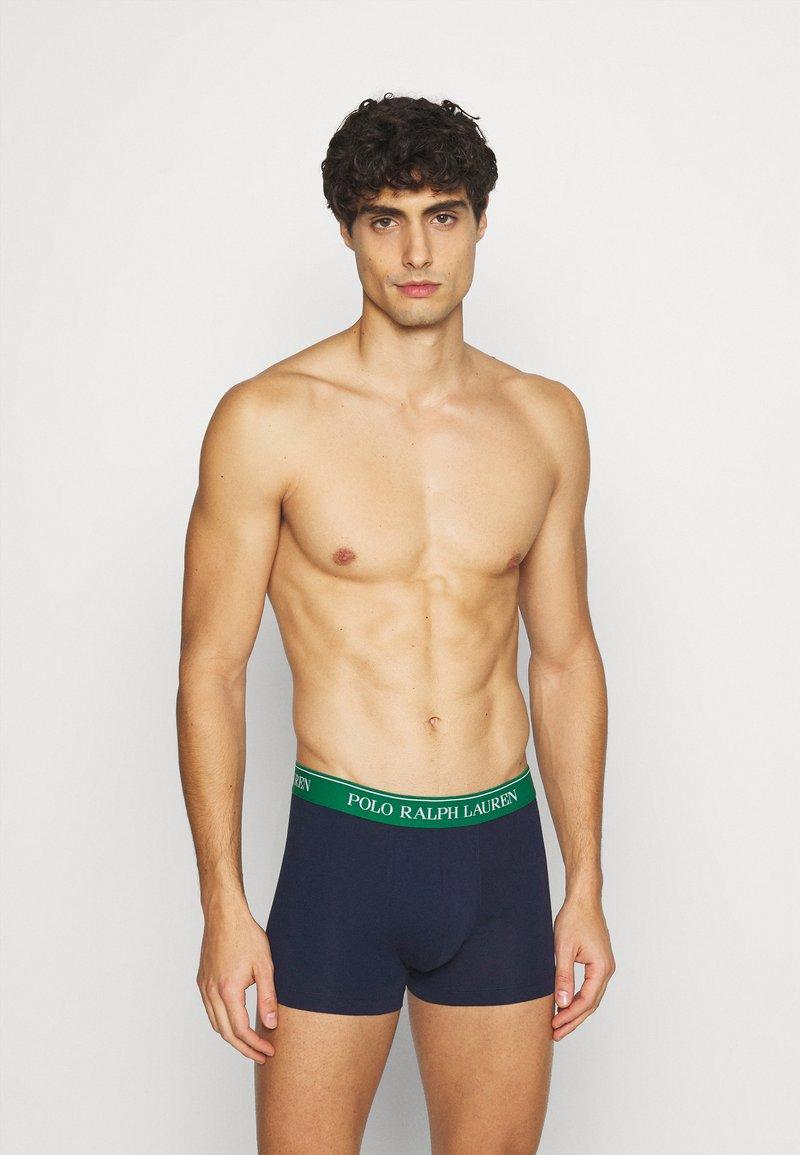 Polo Ralph Lauren - 3 PACK - Underkläder - green/navy