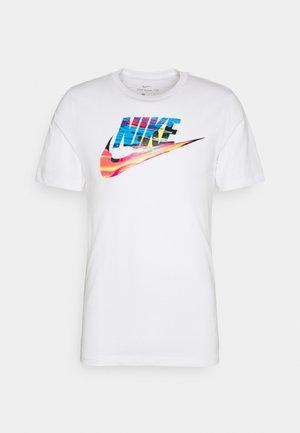 TEE SPRING BREAK - Camiseta estampada - white
