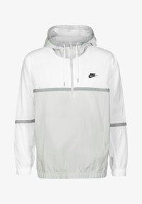 Nike Performance - Vindjacka - white grey fog particle grey black - 0