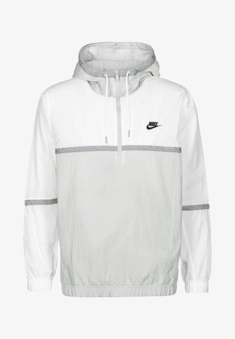 Nike Performance - Vindjacka - white grey fog particle grey black