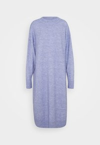 Monki - Jumper dress - blue solid - 4