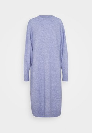 FELIA DRESS - Jumper dress - blue solid