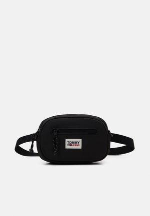 URBAN TECH WAY BUMBAG - Bum bag - black