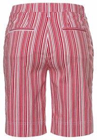 BRAX - Shorts - red white - 1