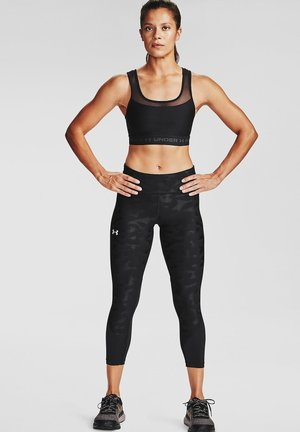FLY FAST - 3/4 sports trousers - black